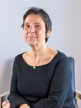 Dabbadie Marie-Hélène Collaboratrice Service Social Cabinet FAC Bassussarry Pays Basque