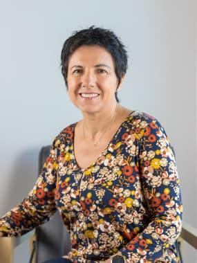 Vigneau Corinne Collaboratrice Cabinet FAC à Bassussarry Pays Basque